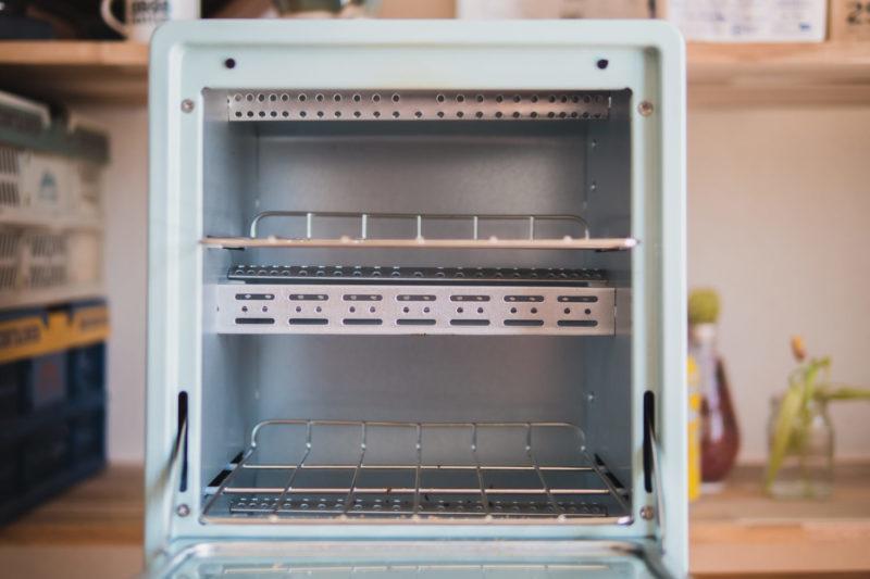 TOFFYトースター同時調理可能